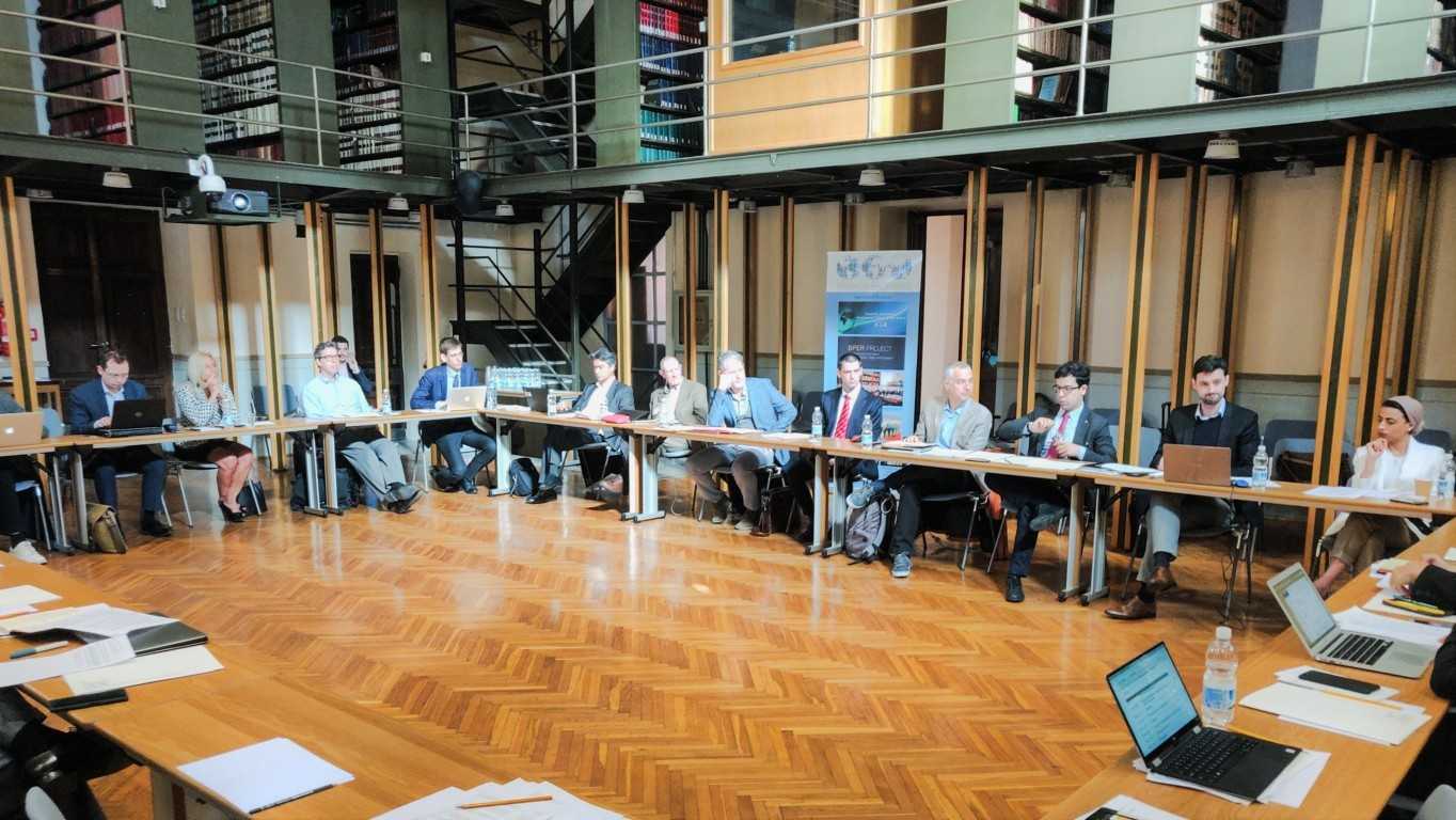 5th Workshop on Economic Assessment of International Commercial Law Reform held in Rome